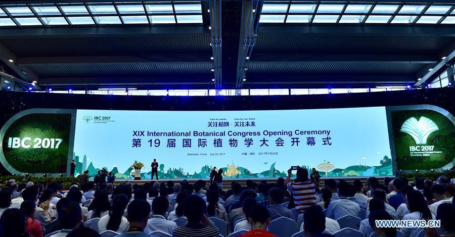Всемирный ботанический конгресс