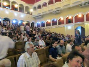 Пленарное заседание 14-го Делегатского съезда РБО