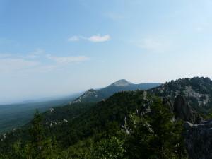 Вид с покоренной вершины