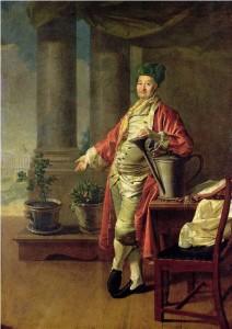 Портрет П.А. Демидова. (Д.Г. Левицкий, 1773)