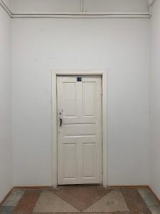 """Дверь в """"тайную комнату"""" до ремонта"""
