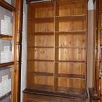 Установка шкафа после реставрации