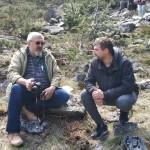 Александр Ташев и Андрей Эрст